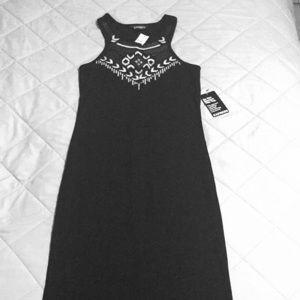Mid Express Black dress